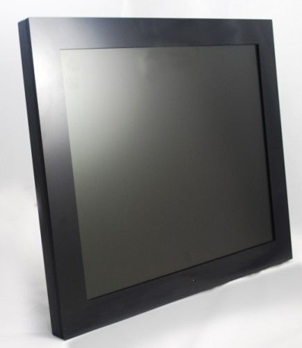 "15"" Black Acrylic High Resolution Digital Picture Frame With 128MB - 8GB"